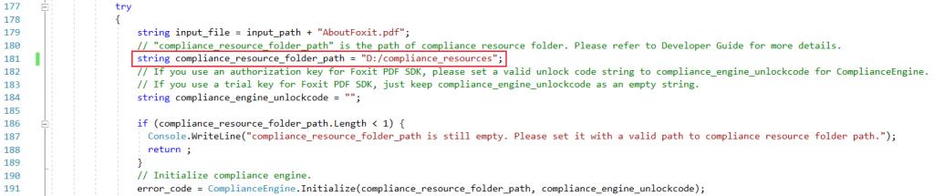 Developer Guide for Foxit PDF SDK ( NET) | Foxit Developer