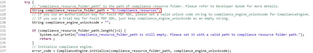Developer Guide for Foxit PDF SDK (Java API) | Foxit