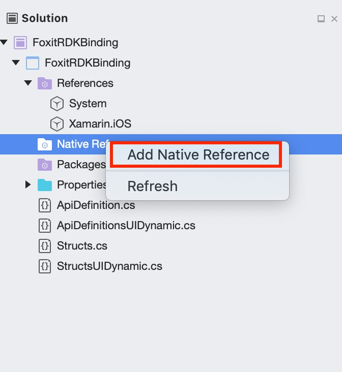 How to Implement Foxit PDF SDK for iOS using Xamarin | Foxit
