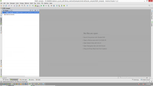 Setup Android Studio and Foxit Quick PDF Library | Foxit