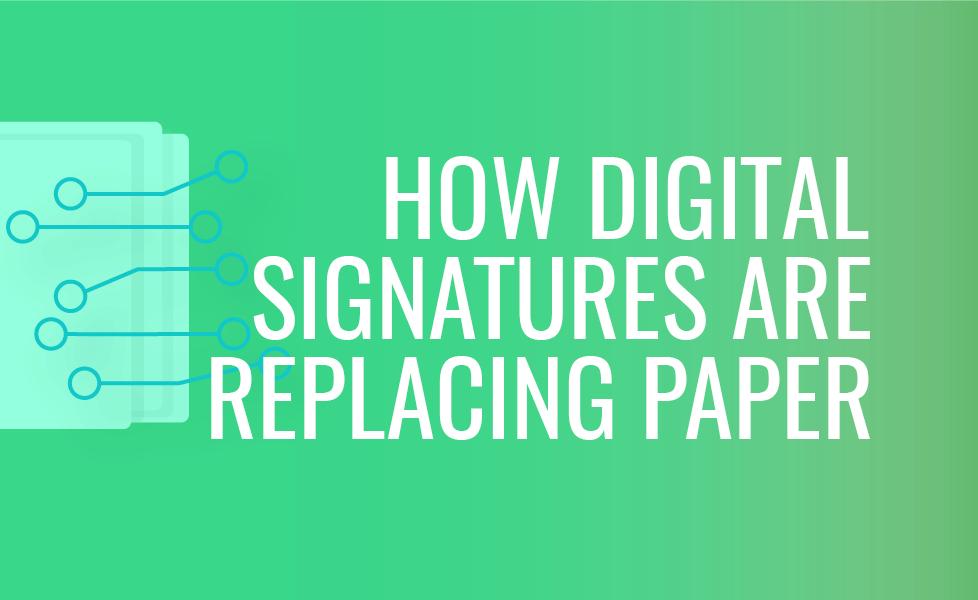 Digital Signatures article