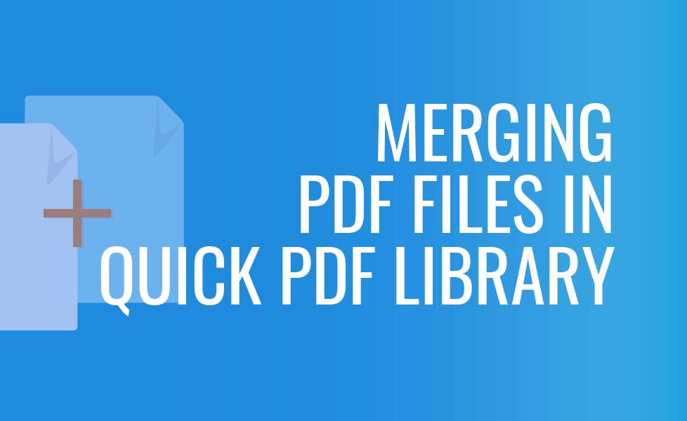 Merging QPL