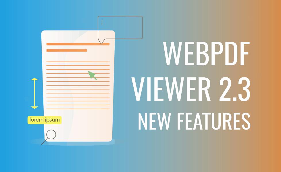 WebPDF Viewer 2.3 (2)