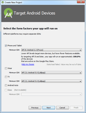 Android Studio MobilePDF SDK