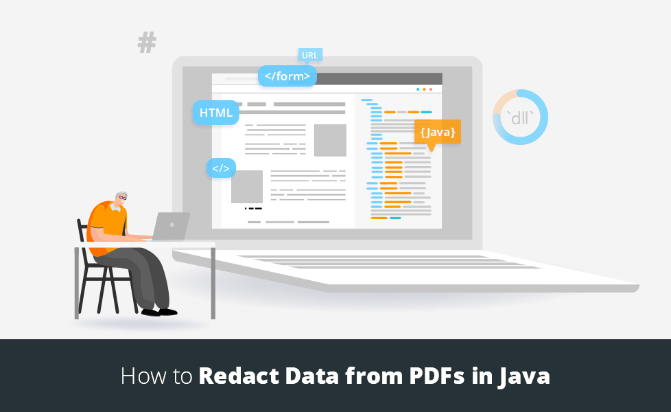 How to Redact Data from PDFs in Java